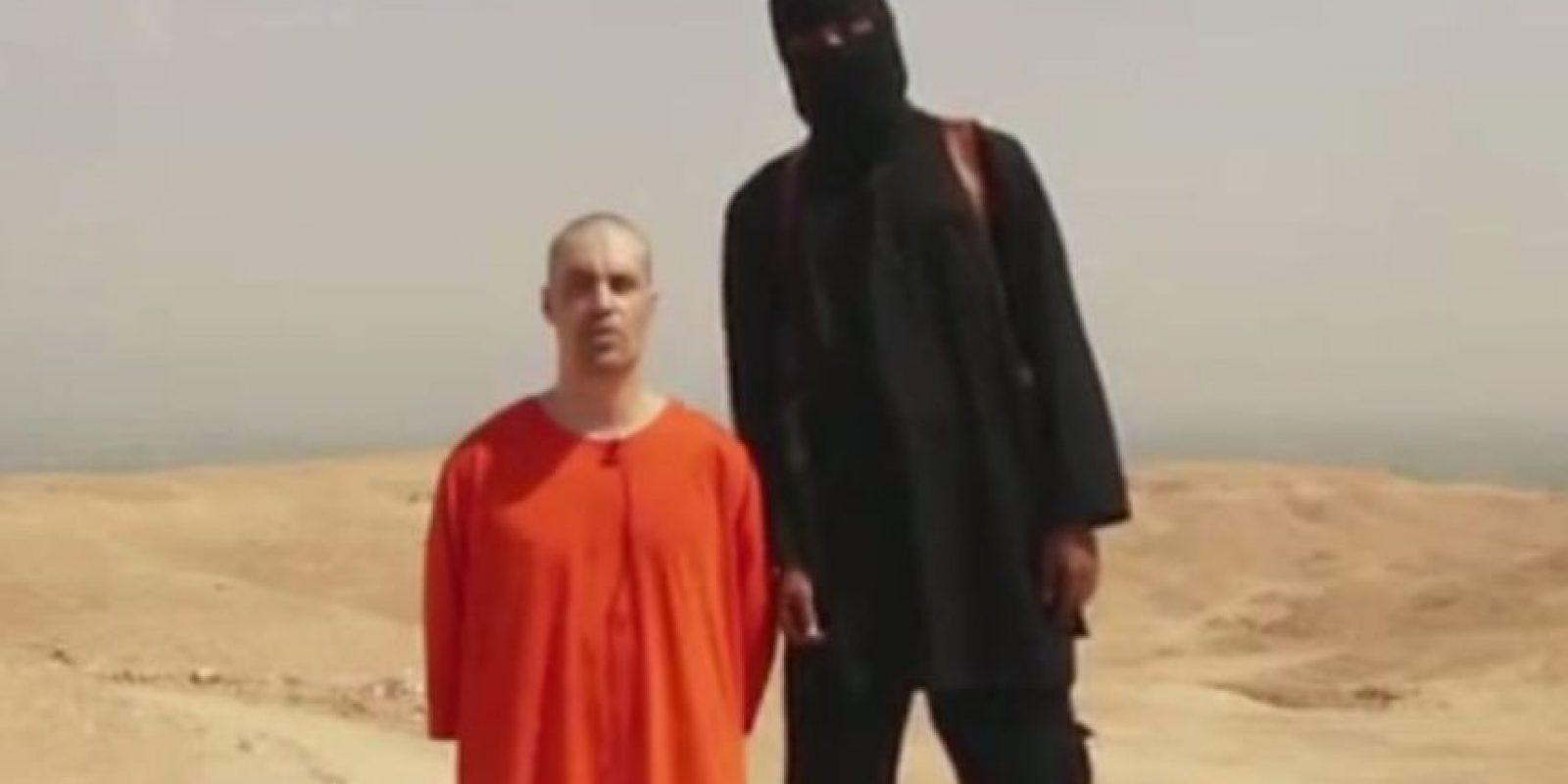"""Hénin vio morir a varios de sus colegas en manos de """"John el Yihadista"""". Foto:AP"""