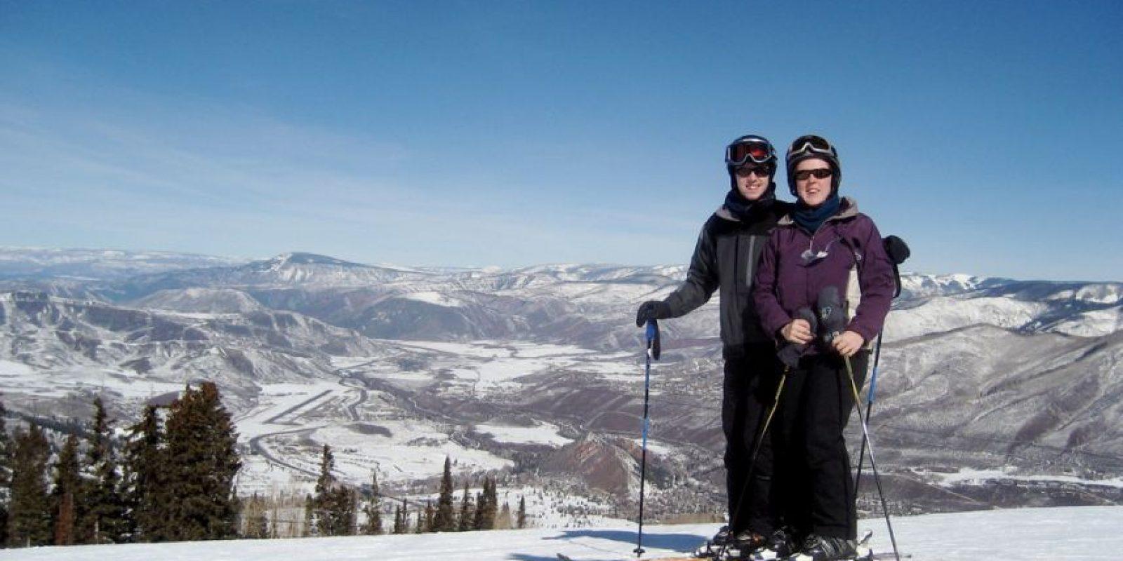 8. Aspen, Estados Unidos. Aquí también se puede esquiar. Foto:Vía Flickr