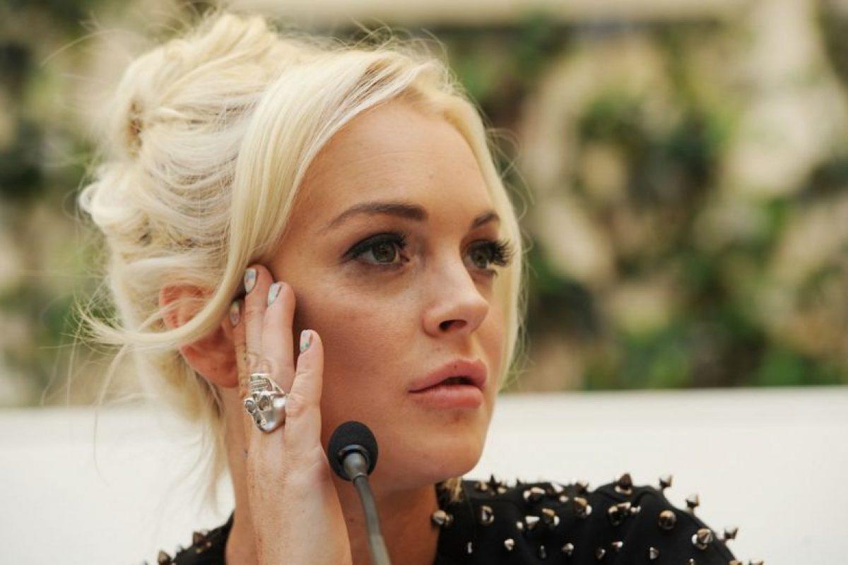 Y a todo esto se suma la polémica lista en la que citó el nombre de 36 famosos con los que tuvo relaciones sexuales. Foto:Getty Images