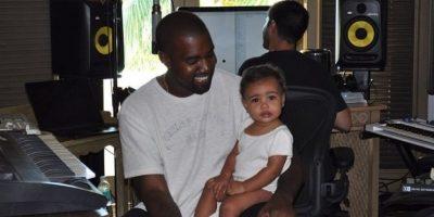 """Además, su padre se inspiró en ella para componer el tema """"My Only One"""" Foto:vía instagram.com/kimkardashian"""