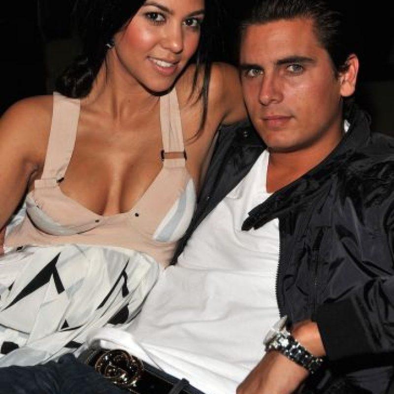 Y Kourtney Kardashian decidiera terminar su relación con el padre de sus hijos. Foto:vía instagram.com/kourtneykardashian