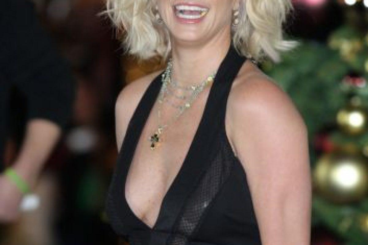 En fin, así es Britney libre de retoques digitales. Foto:The Grosby Group