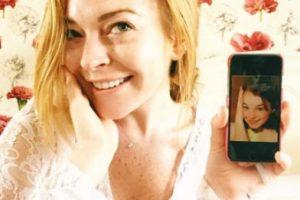 """Es reconocida por otras películas como """"Juego de Gemelas"""" y """"Mean Girls"""" Foto:vía instagram.com/lindsaylohan"""
