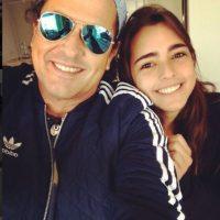 Lucy es hija del cantante Carlos Vives y Herlinda Gómez. Foto:vía instagram.com/lucyvives