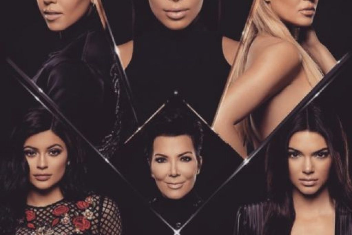 Ellos son los herederos de las hermanas Kardashian Foto:vía instagram.com/krisjenner