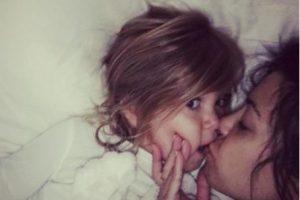 Es una de las más consentidas de la familia. Foto:vía instagram.com/kourtneykardash