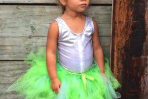 Como muchas niñas es fan de las princesas de Disney. Foto:vía instagram.com/kourtneykardash