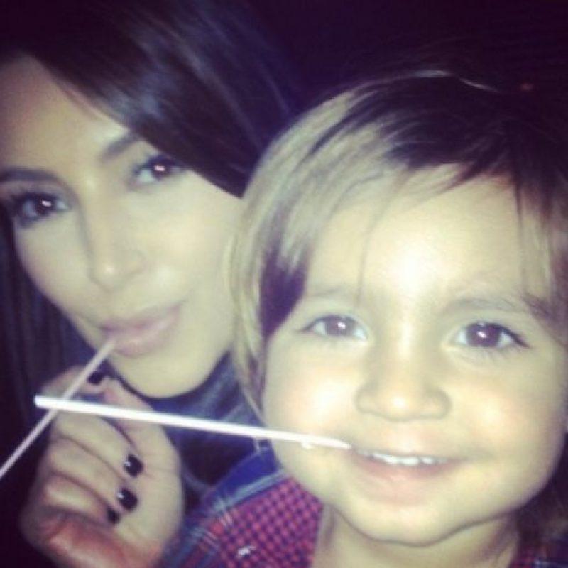 Mason Disick fue el primer nieto de Kris Jenner Foto:vía instagram.com/kourtneykardash