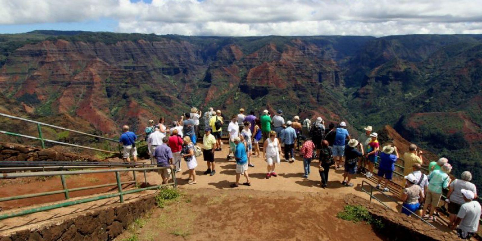 Tiene distintos paisajes para visitar que podrían impresionarlos. Foto:Vía Flickr
