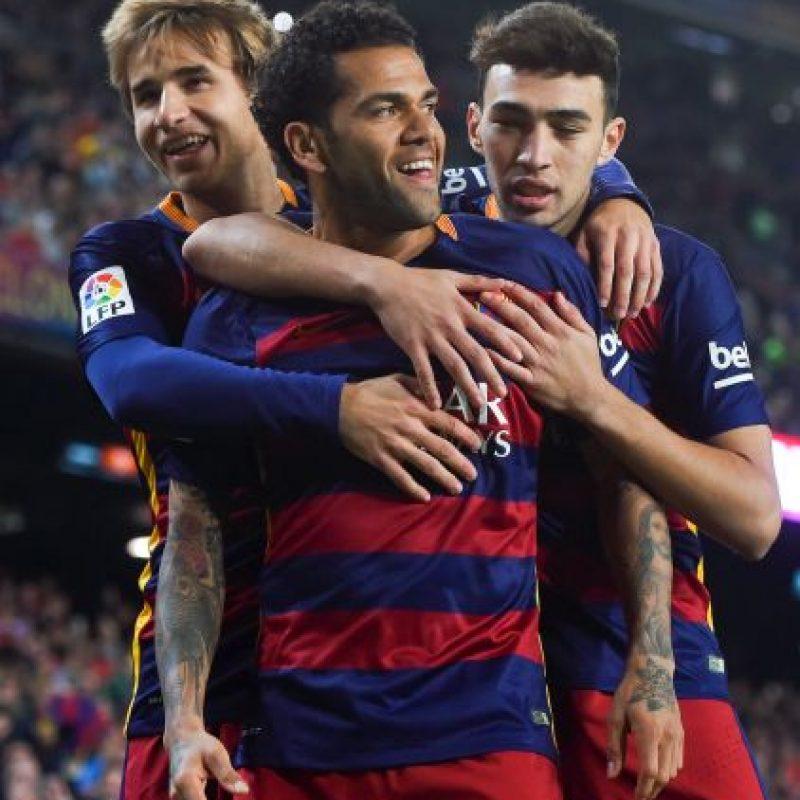 Barcelona solo ha perdido dos partidos en 13 encuentros disputados en la Liga de España Foto:Getty Images