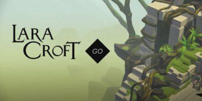 """Mejor juego para móviles o tabletas: """"Lara Croft GO"""" Foto:Square Enix"""