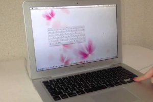 MacBook Air (mediados de 2009) Foto:Tumblr
