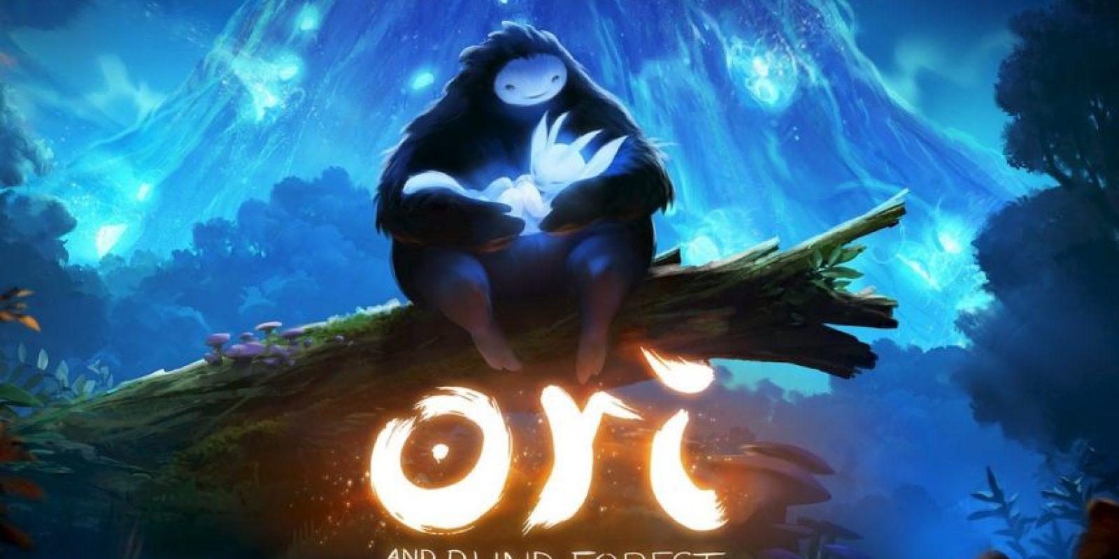 "Mejor dirección de arte: ""Ori and the Blind Forest"" Foto:Microsoft"