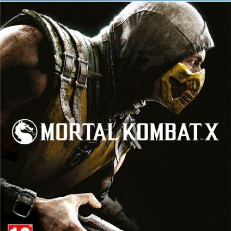 "Mejor juego de combate: ""Mortal Kombat X"" Foto:NetherRealm Studios, High Voltage Software"