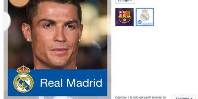 Entre las opciones de equipo que hay están Real Madrid y Barcelona de La Liga de España. Foto:Facebook