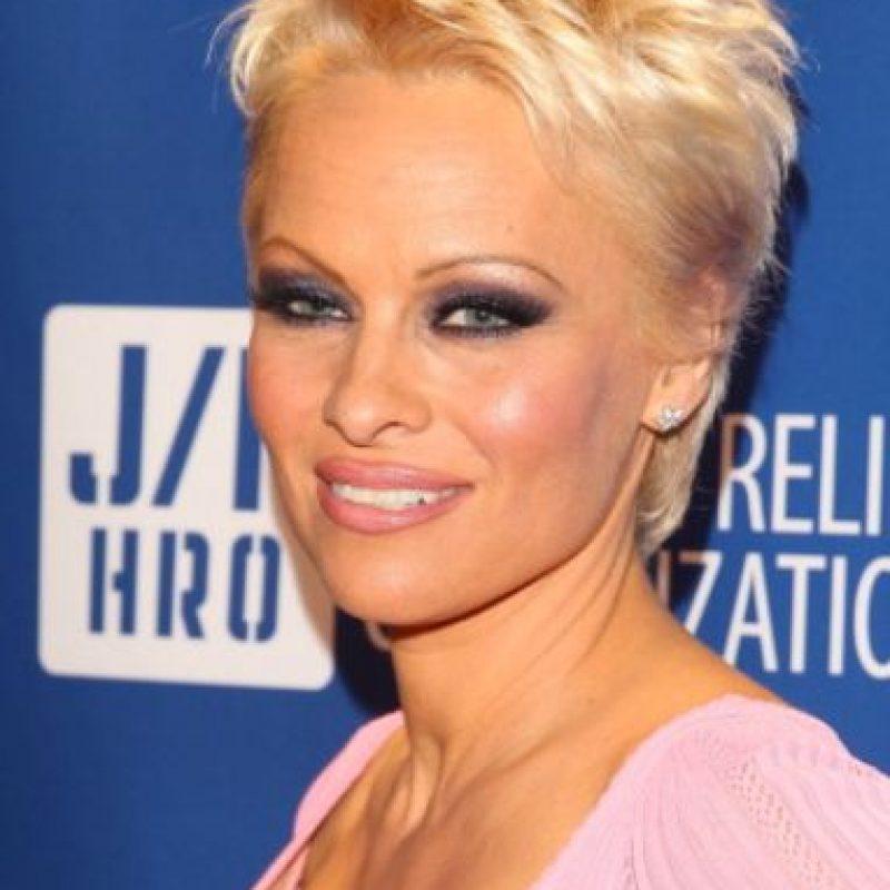 Hace poco se cortó el pelo así. Foto:vía Getty Images