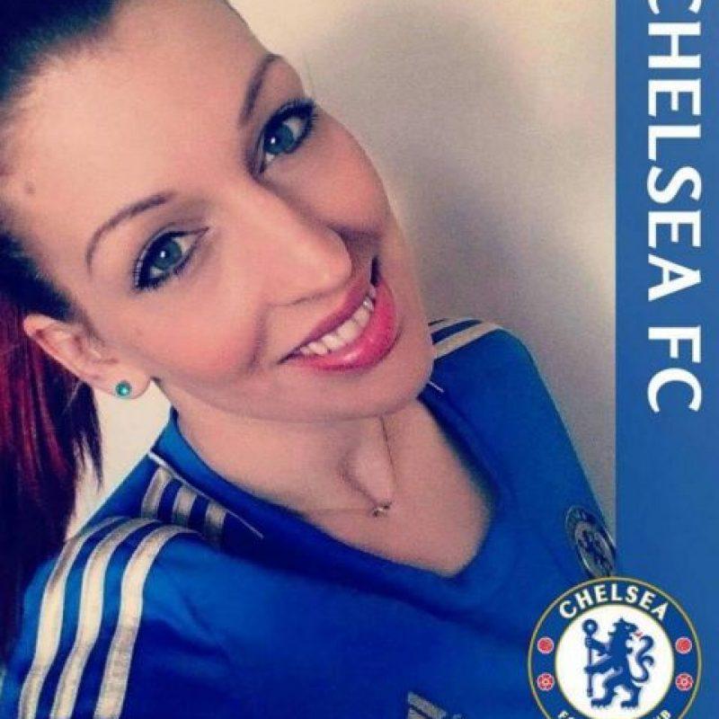 ¿Han visto este tipo de fotos de perfil en Facebook? Foto:Vía facebook.com/ChelseaFC