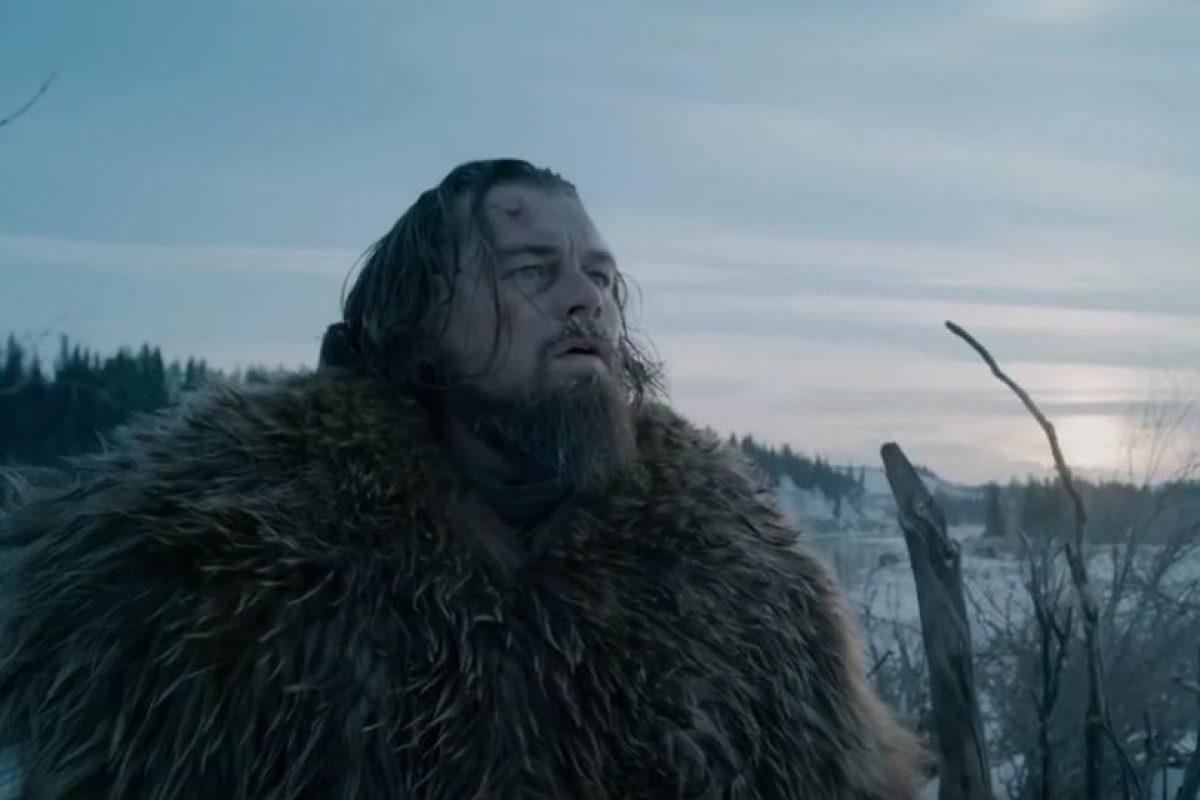 """Century Fox publicó un comunicado donde afirma que dicha afirmación es falsa. """"Es evidente que no hay ninguna escena de violación con un oso en The Revenant"""". Foto:Vía Youtube"""