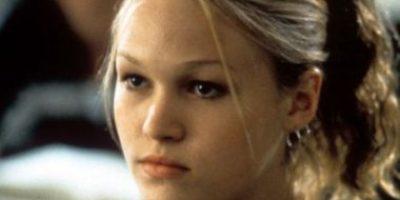 """Así se """"deformó"""" la cara de la protagonista de """"10 cosas que odio de ti"""""""