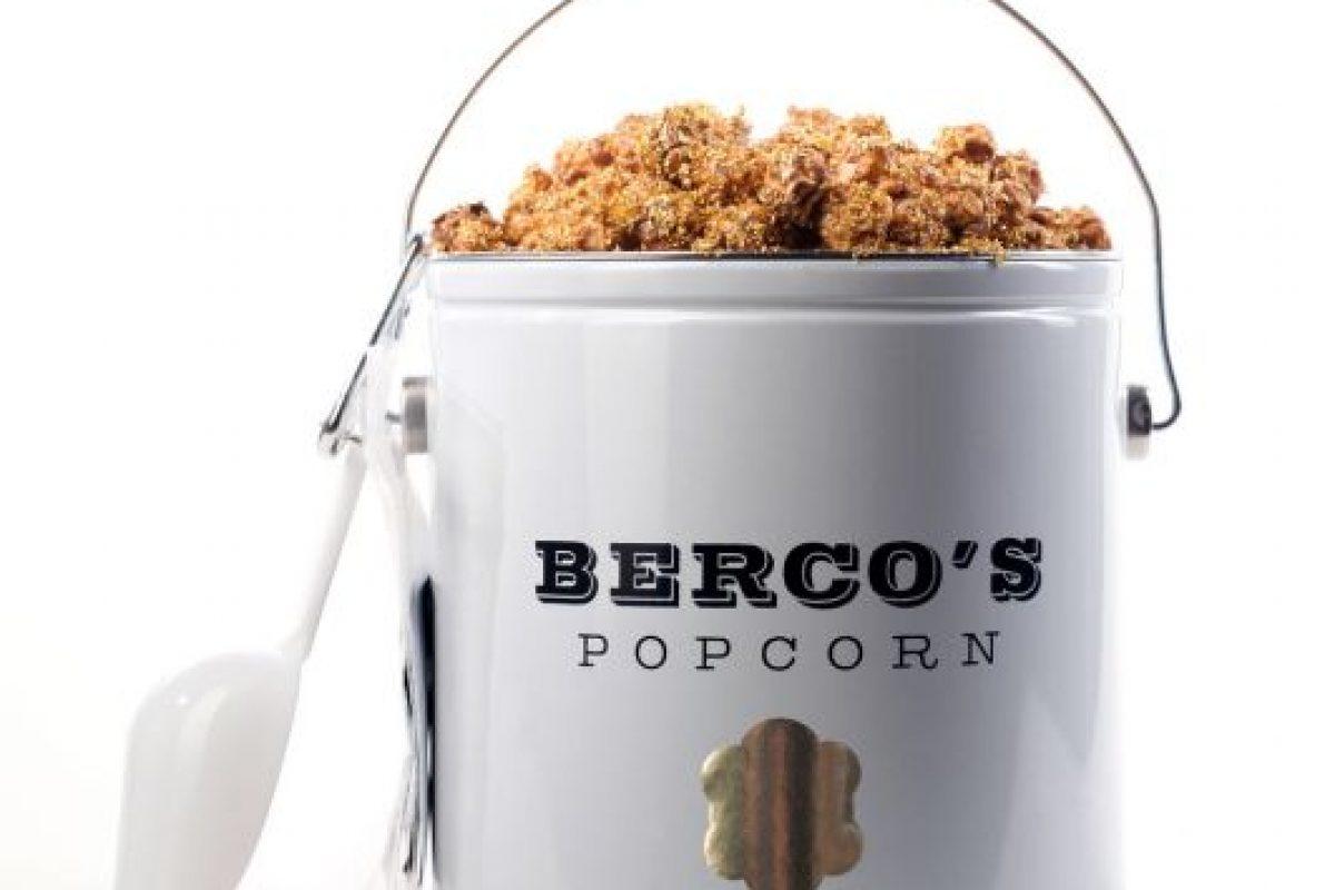 8. Paloma Bercons. Por si quisieran hacer una noche de películas especial y muy lujosa, aquí tienen esta opción. Foto:Vía bercospopcorn.com