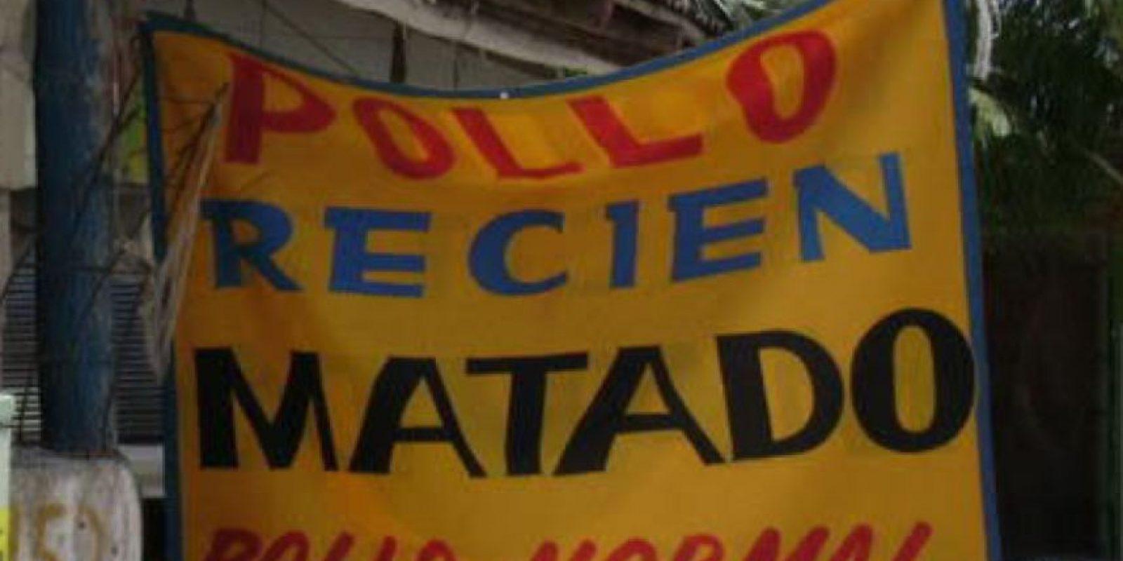 """""""Matado"""". Foto:vía Naquisimo.com"""