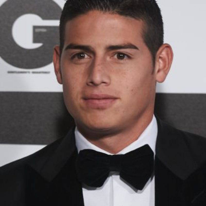 15. James Rodríguez. Foto: Getty Images