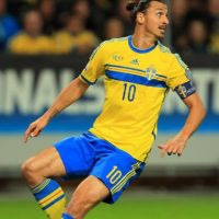 12. Zlatan Ibrahimovic. Foto: Getty Images