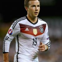 10. Mario Götze. Foto: Getty Images