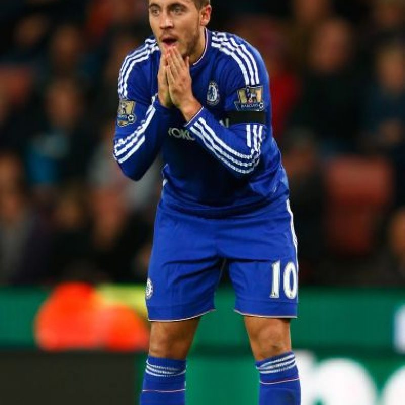 8. Eden Hazard. Foto: Getty Images