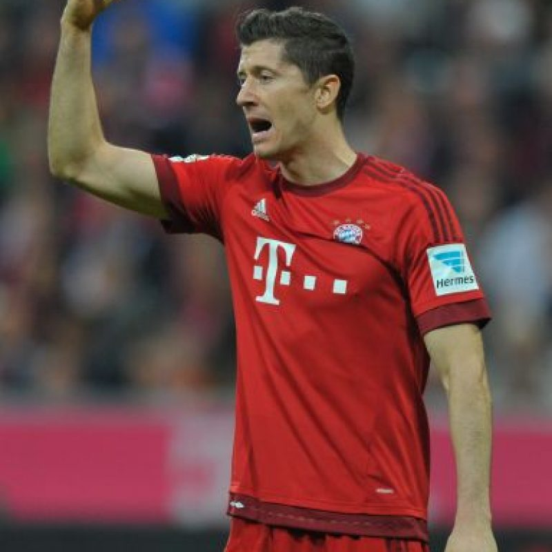 5. Robert Lewandowski. Foto: Getty Images