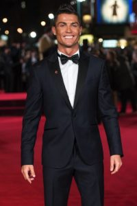 Ellos son los futbolistas más buscados en este portal: 1. Cristiano Ronaldo Foto:Getty Images
