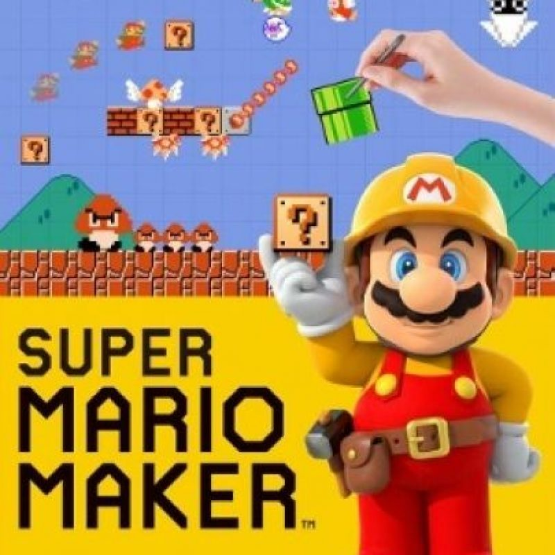 "Mejor juego familiar: ""Super Mario Maker"" Foto:Nintendo Entertainment Analysis and Development"