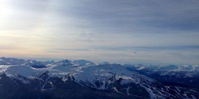 La montaña Whistler Blackcomb, puede volverse un paraíso para los esquiadores y para los que quieren intentar el deporte. Foto:Vía Flickr