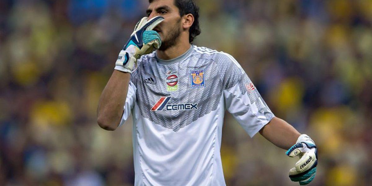Futbolista de Tigres Nahuel Guzmán se