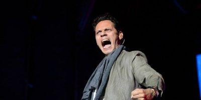 Las 22 imágenes del enérgico concierto de Marc Anthony en Guatemala