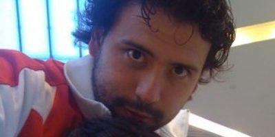 Víctor Velásquez, hijo del comisionado de la CICIG Foto:Twitter