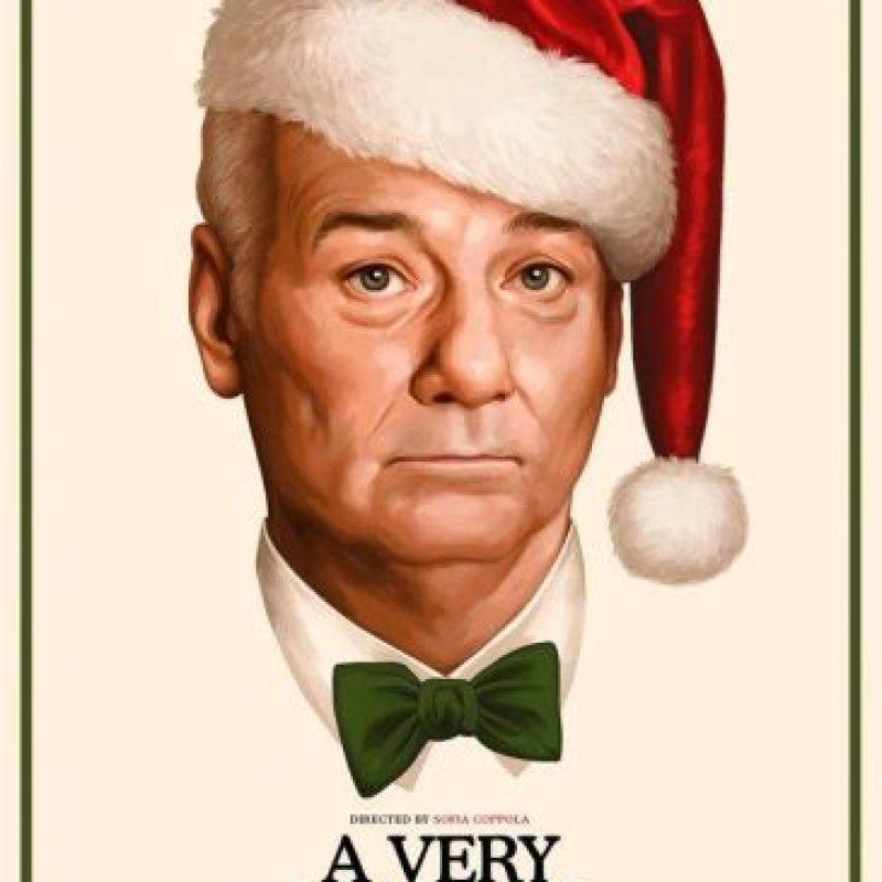 Dirigido por Sofia Coppola y protagonizado por Bill Murray, A Very Murray Christmas es un programa original de Netflix plagado de estrellas y de música. Foto:Netflix