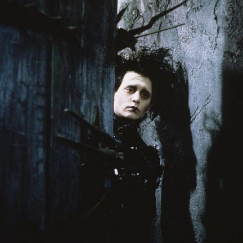 18. La escena en la que Edward estalla la cama de agua no estaba en el guión original. Foto:20th Century Fox