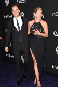 Justin Theroux y Jennifer Aniston Foto: Getty Images