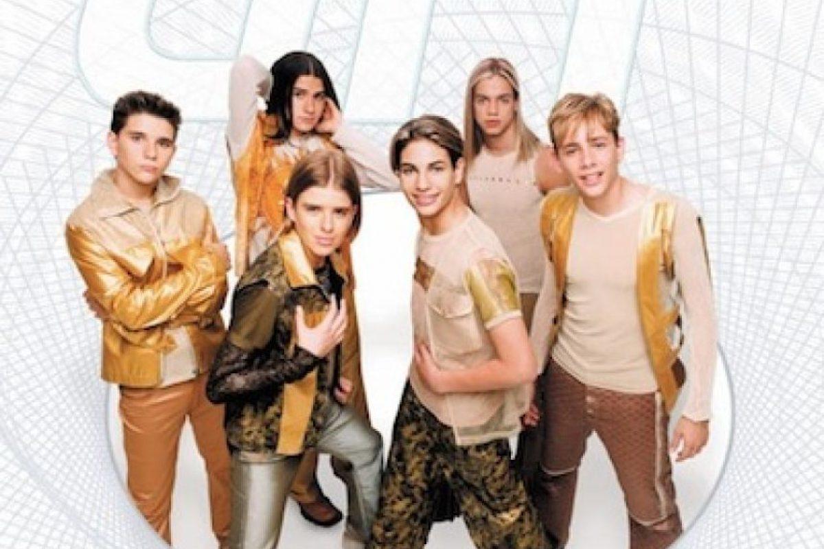 El grupo nació entre 1998 y 1999, pero cuatro años después se desintegró. Foto:Pinterest