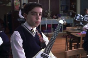 "Joey Gaydos Jr. interpretó al guitarrista ""Zack Mooneyham"". Foto: Paramount Pictures"