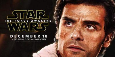 """El guatemalteco Óscar Isaac ya tiene su propio póster de """"Star Wars"""""""