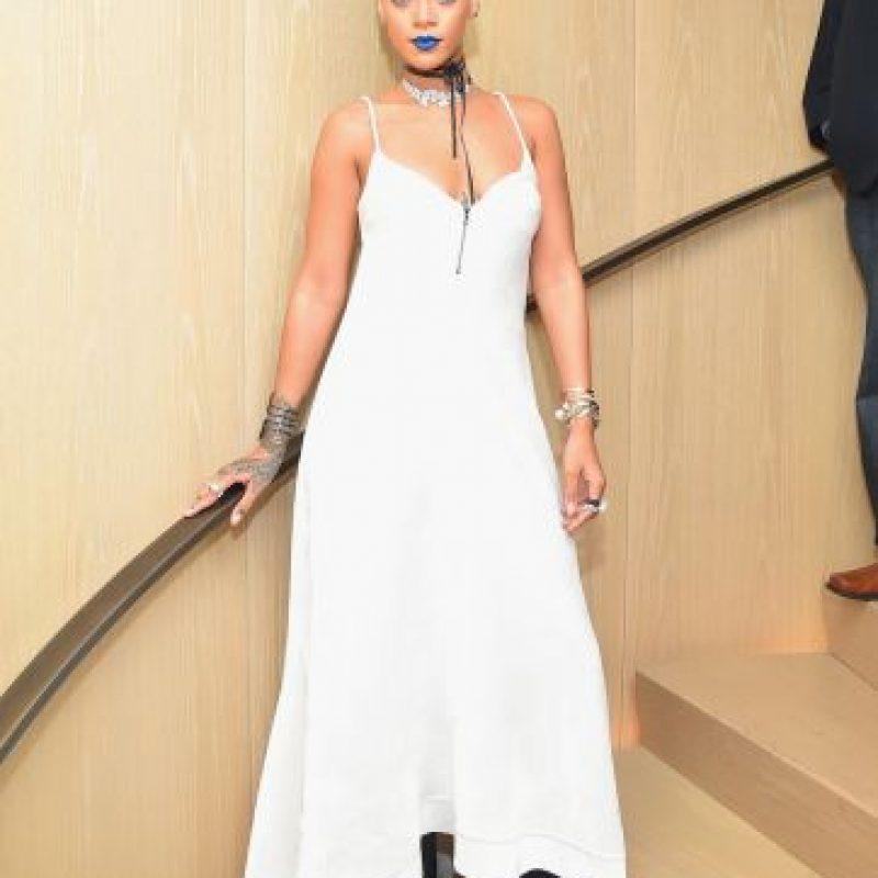 Ha encontrado en la moda una manera perfecta para expresarse. Foto:Getty Images