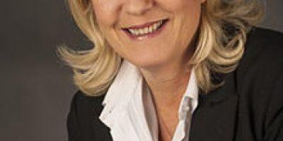 ¿Quién es Marine Le Pen, la favorita para ganar las elecciones en Francia?