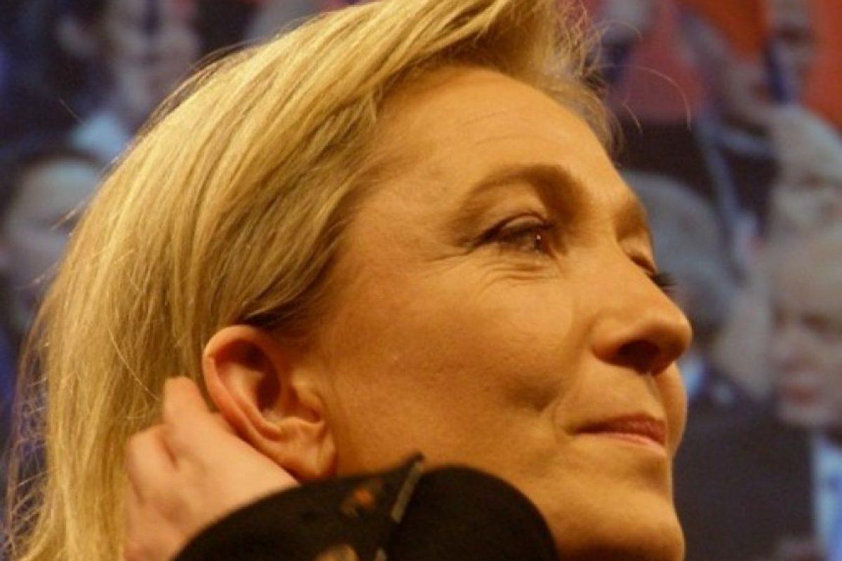 Desde julio de 2004 es eurodiputada; mientras que desde marzo de 2010 es consejera de la región francesa Nord-Pas-de-Calais Foto:Wikicommons