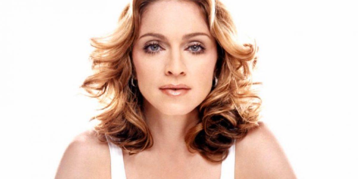 FOTOS. Filtran imágenes de Madonna posando sin ropa
