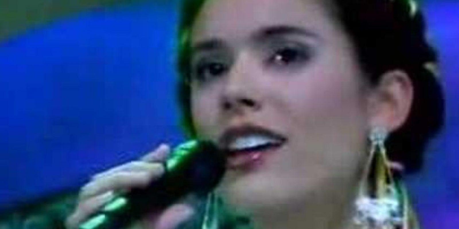 """Rosario del Pilar Guerrero Santana es la protagonista de """"La hija del mariachi"""", telenovela de 2006. La interpretó Carolina Ramírez. Foto:vía RCN Televisión"""