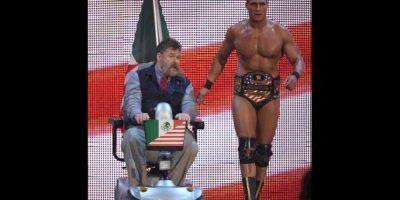 Nació en San Luis Potosí, México Foto:WWE