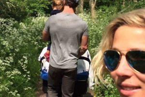 La actriz se ha encargado de documentar sus mejores momentos en las redes sociales Foto:vía instagram.com/elsapatakyconfidential