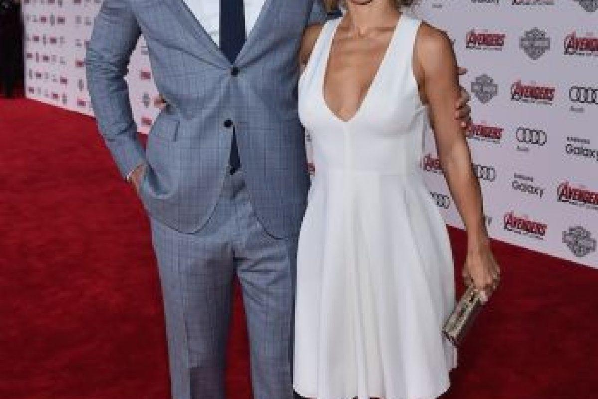 Ambos se apoyan en sus respectivos trabajos como actores. Foto:Getty Images